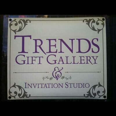 $50 GC Trends Gift Gallery & Invitation Studio, Exeter