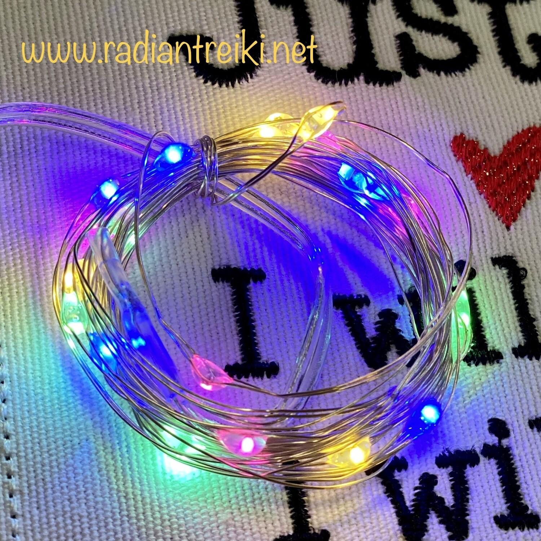 Optional Coloured LED Lights