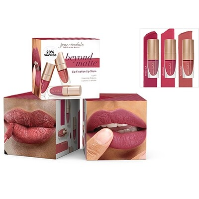Beyond Matte Lip Stain Trio Kit