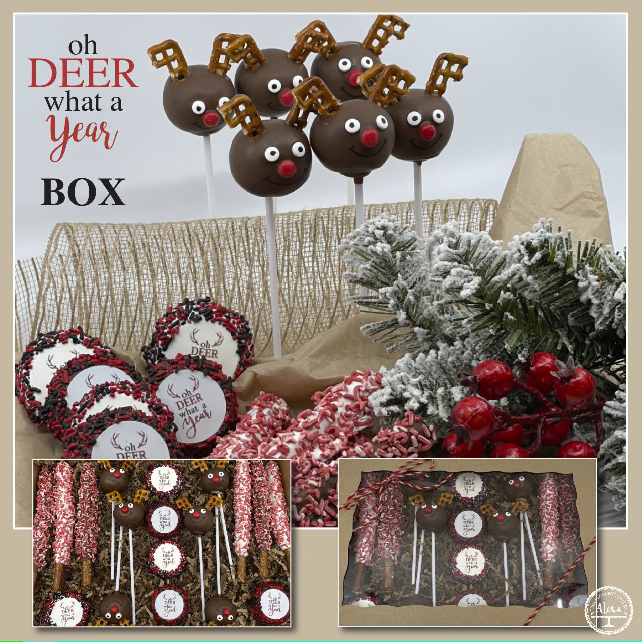 Oh Deer What A Year Box