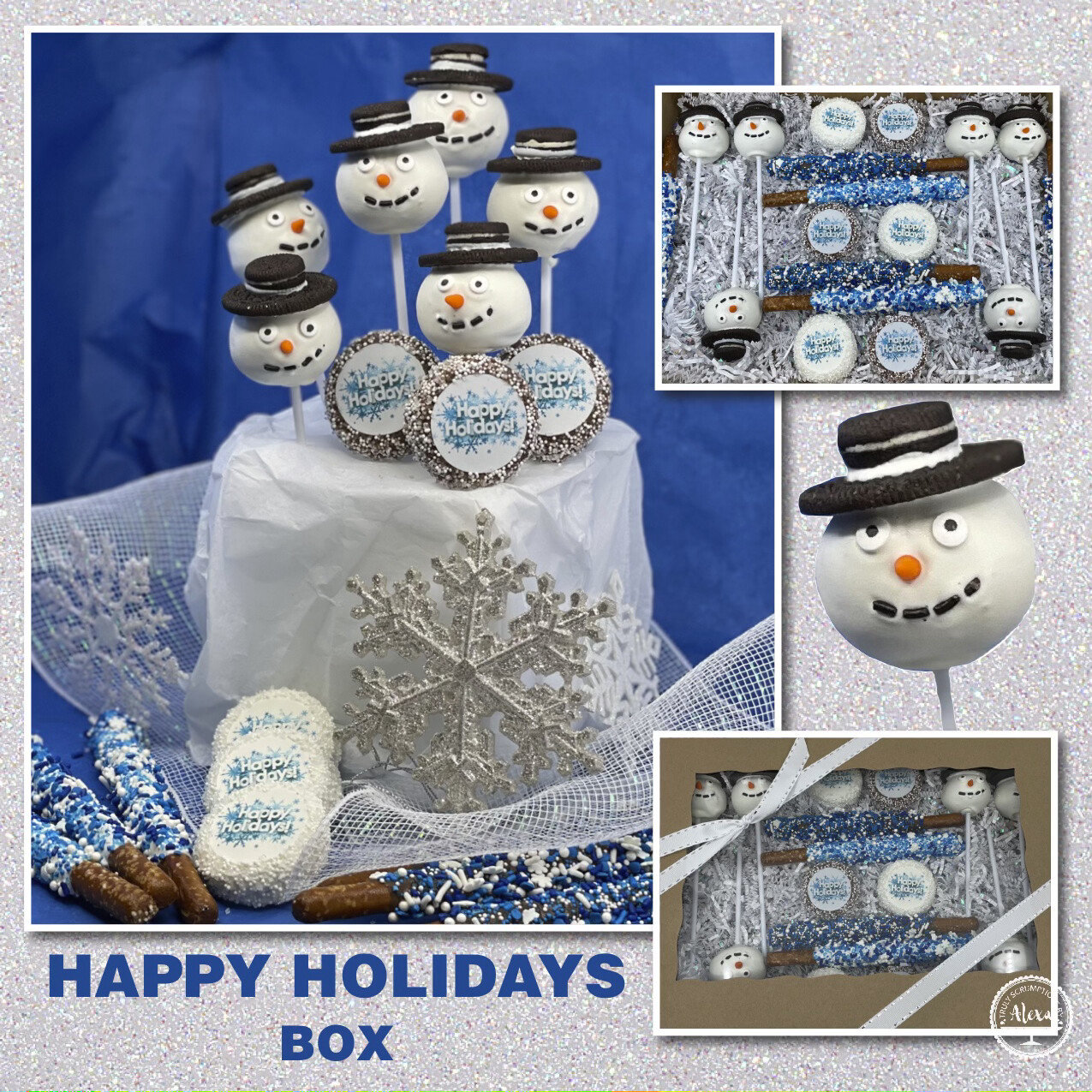 Happy Holiday Box