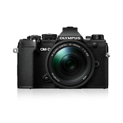 Olympus E-M5 III Kit mit 14-150mm (black)