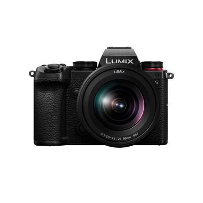 Panasonic S5 Kit mit 20-60mm