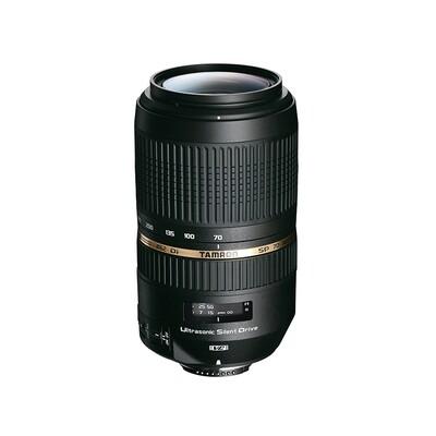 Tamron SP 70-300mm 4-5.6 Di VC USD zu Canon