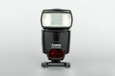 Occ. Canon Speedlite 430EX II Blitz