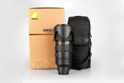 Occ. Nikon AF-S 70-200mm 2.8 G ED N VR II