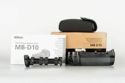 Occ. Nikon MB-D10 Batteriegriff