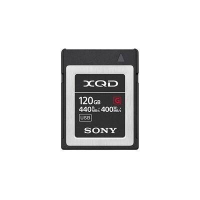 Sony 'G' 120GB XQD