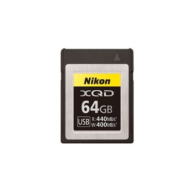 Nikon 64GB XQD