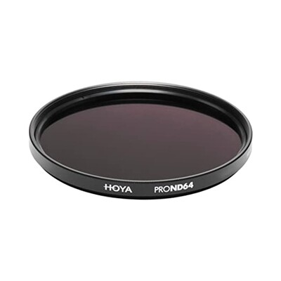 Hoya Pro ND64 82mm Graufilter