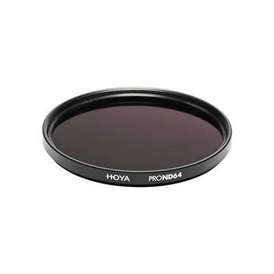 Hoya Pro ND64 72mm Graufilter