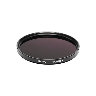 Hoya Pro ND64 67mm Graufilter
