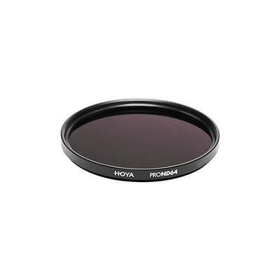 Hoya Pro ND64 58mm Graufilter