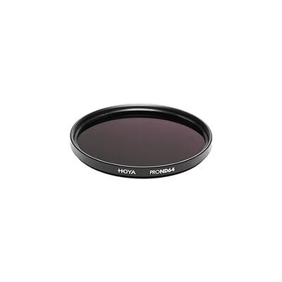Hoya Pro ND64 52mm Graufilter