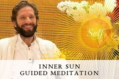 Inner Sun Heart on the Right Guided Meditation