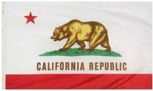 Annin Flags California 2X3