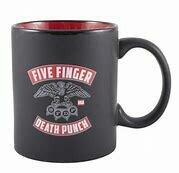 BRCC Five Finger Mug