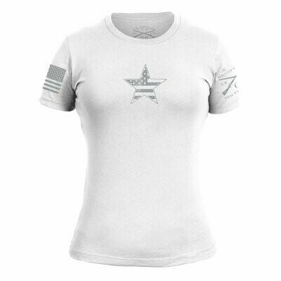 American Star- White S/S