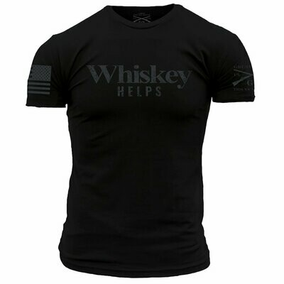 Whiskey Helps S/S