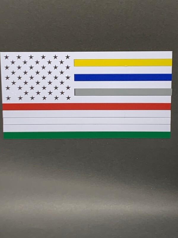 AP All Color Flag