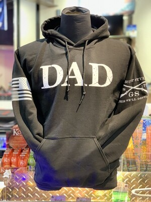 Mom/Dad Defined Hoodie