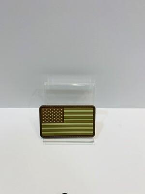 U.S. Patches Rubber Multi Cam