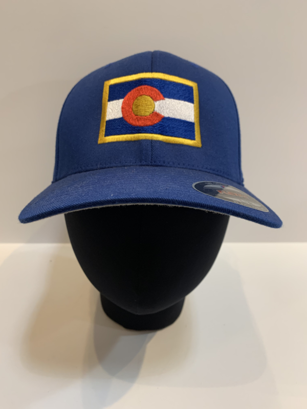 Patriotic Hats- CO Flag