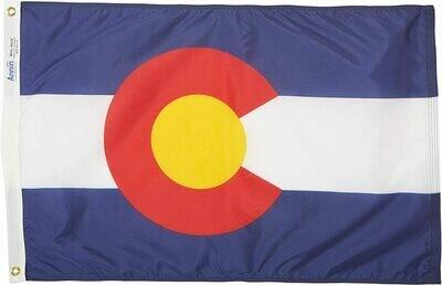 Annin Flags Colorado 2X3