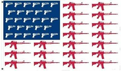 Flags 3X5 Specialty USA GUN FLAG