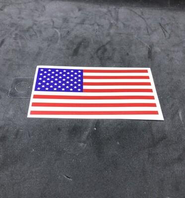 US Flag Decals USA Flag