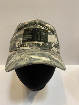 Patriotic Hats- Stand/Kneel Digi-Camo