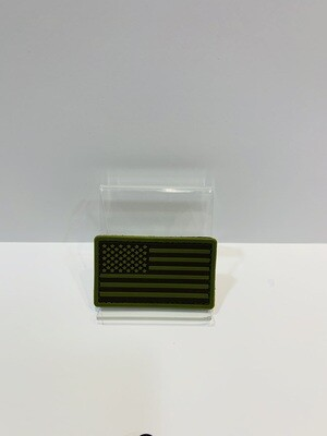 U.S. Patches Rubber Green