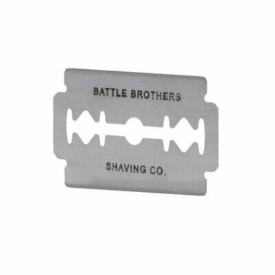 Battle Brothers Shaving 5pk Blades