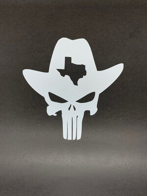 AP Texas Punisher Decal