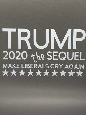 AP Trump 2020 Sequel Decal