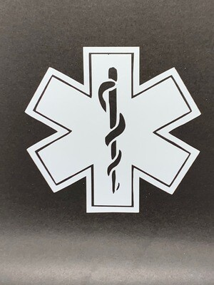 AP EMS Decal