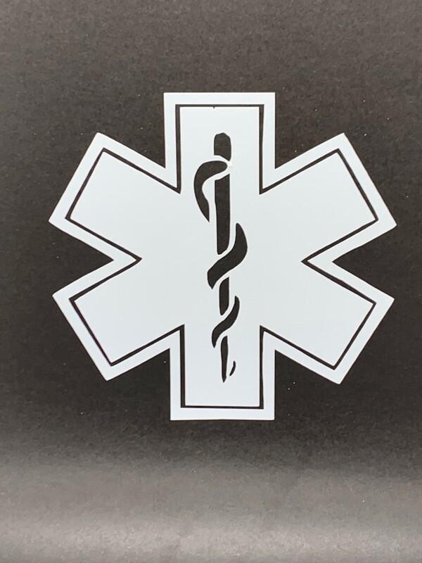 AP EMS Decal