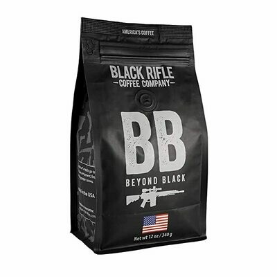 BRCC Beyond Black Grounds 12oz