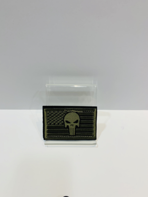 Punisher Patches Green U.S