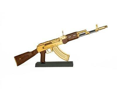 AK-47 Gold Goat Guns Mini
