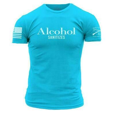 Alcohol Sanitizes S/S