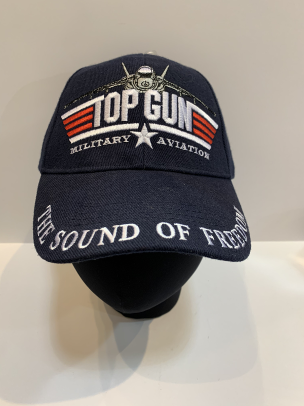 Patriotic Hats Top Gun