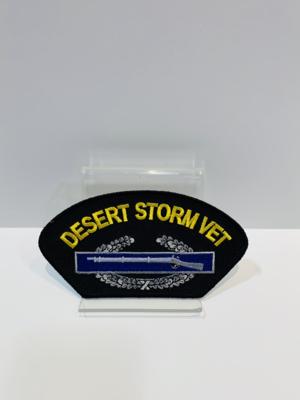 Branch Patches Desert Storm Vet Infantry