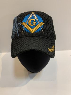 Patriotic Hats Square Compass/G Masonic