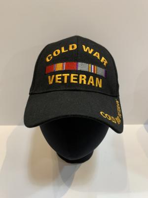 Veteran Hats Cold War Vet