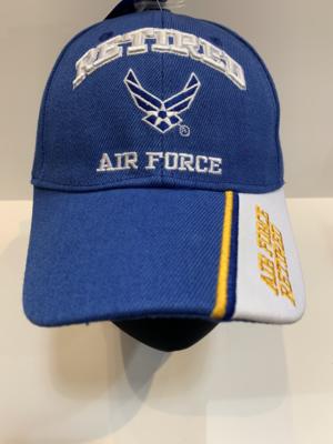 USAF Hats USAF Retired