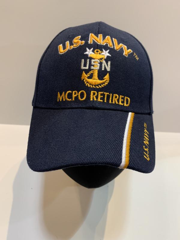 NAVY Hats U.S Navy MCPO