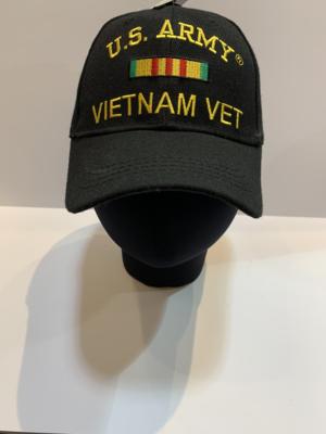 ARMY Hats Army Vietnam Vet