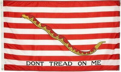 Flags 3X5 1st Navy Jack