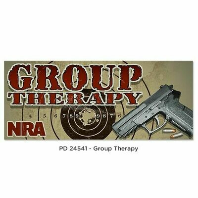 NRA Decals Group Therapy